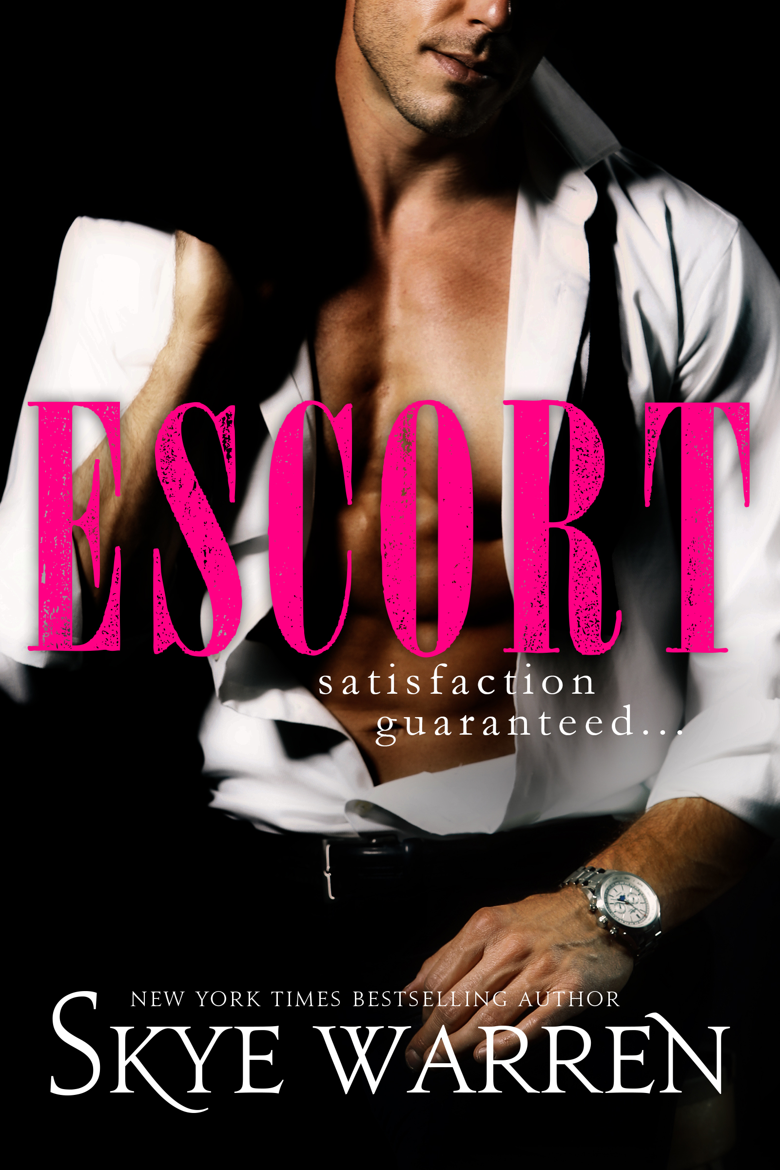 """Escort is stunningly sexy and staggeringly heartfelt–gorgeously written  and saturated with pure, unadulterated desire. Five Mon Dieu stars!"